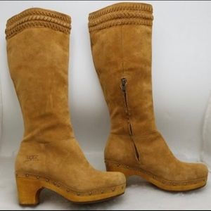 UGG Rosabella Suede Boots Size 7